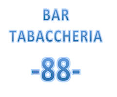 logo bar tabaccheria 88
