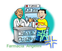 logo farmacia angelini