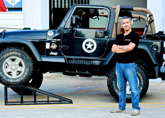 Staff Jeep Generation Officina Larossa 4x4