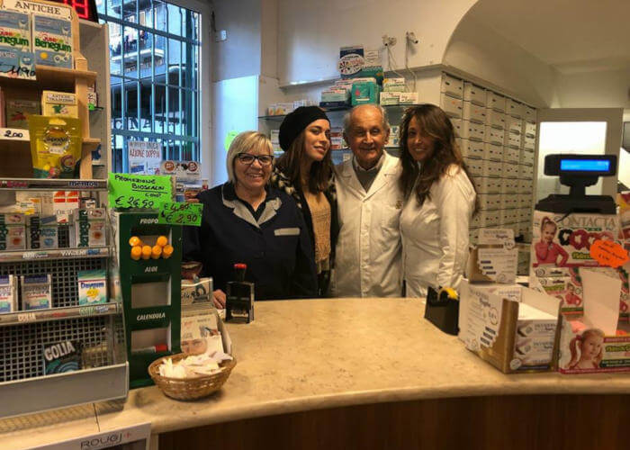 Staff Farmacia Angelini