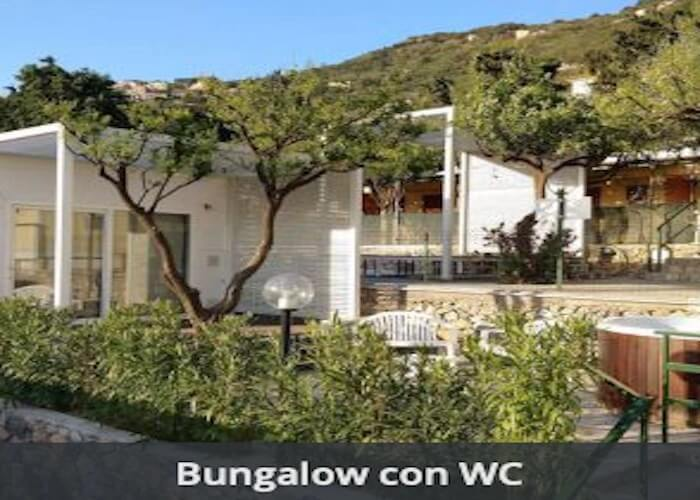 bungalow con wc